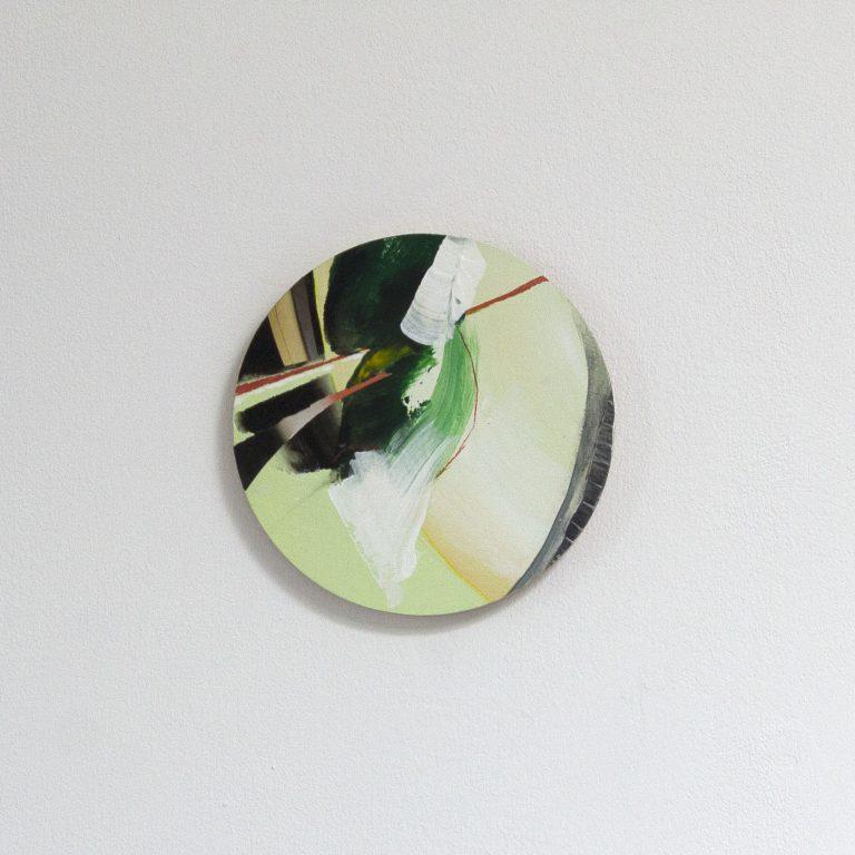 tableau drie_01, ø 17 cm
