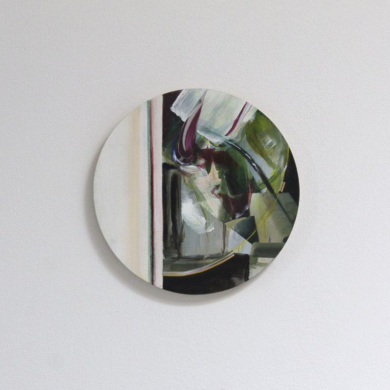 tableau twee_05, ø 25 cm