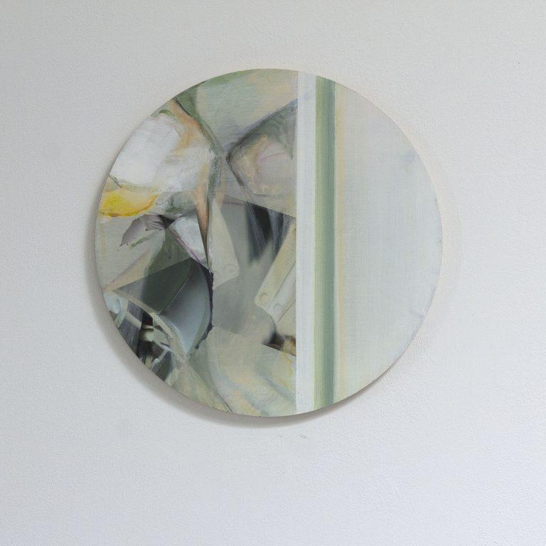 tableau vier_01, ø 36 cm