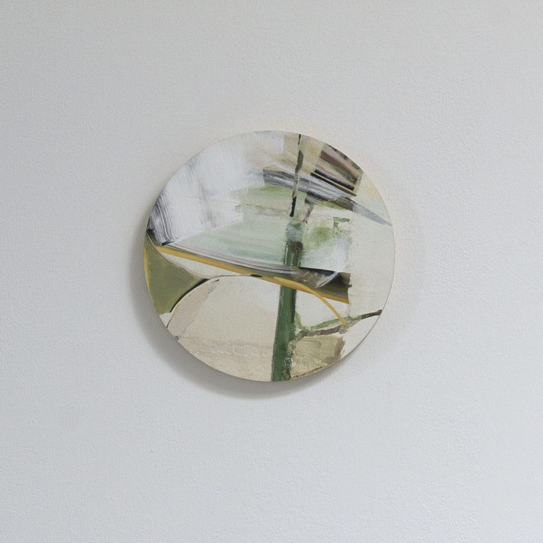 tableau vijf_01, ø 20 cm